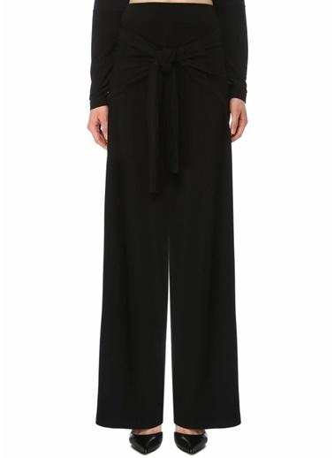 Norma Kamali Pantolon Siyah